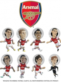 SoccerSuckers - Arsenal Team